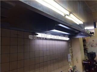 工事前のキッチンのイメージ