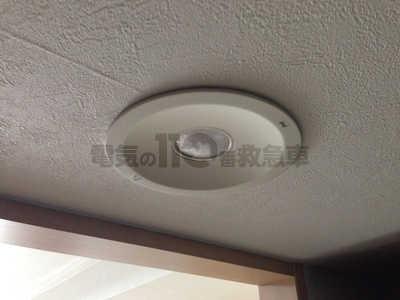 LED内蔵型のダウンライト
